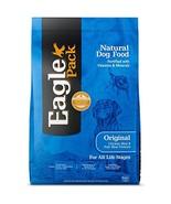 Eagle Pack Natural Dry Dog Food, Original Chicken & Pork, 30-Pound Bag - $57.54