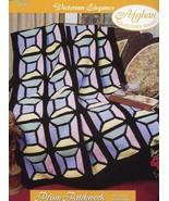 Prism Patchwork Afghan TNS Victorian Elegance Crochet PATTERN/INSTRUCTIONS - $2.67