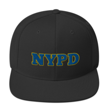 nypd yankees hat / nypd yankees / Snapback Hat image 5
