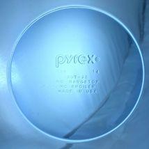 Pyrex 024 Cobalt Blue Bowl 2 qt Serving Casserole w/ 024C Lid Made in the USA image 9