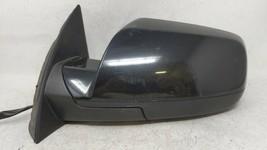2010-2011 Gmc Terrain Driver Left Side View Power Door Mirror Black 54002 - $79.41