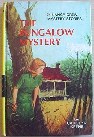 Nancy Drew BUNGALOW MYSTERY Carolyn Keene picture cover