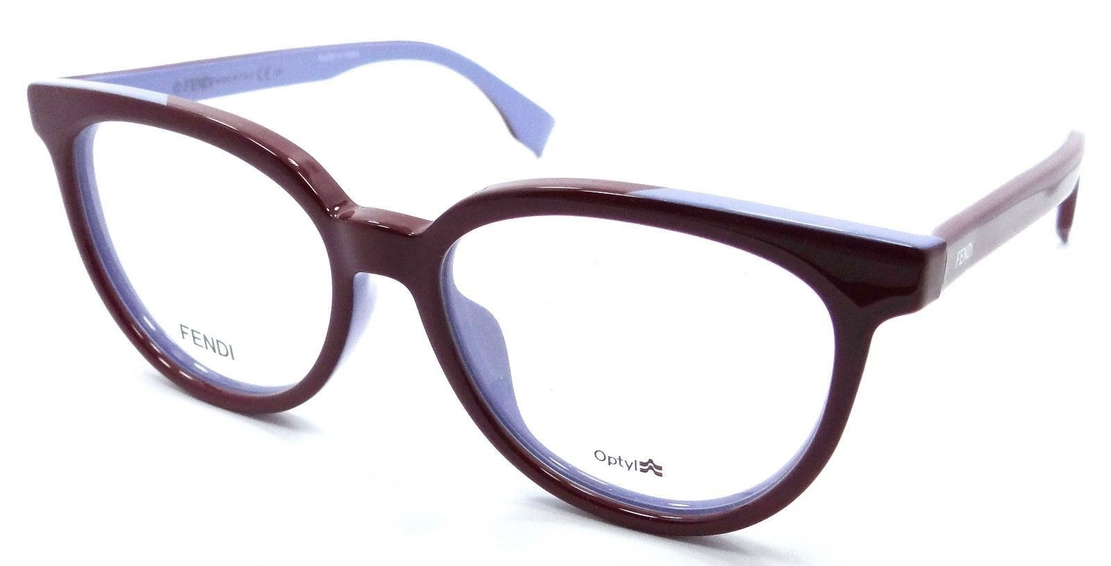 5cff01e49d3c Fendi Rx Eyeglasses Frames FF 0122 F MFU and 50 similar items