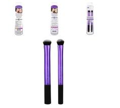 2 Pack Eye Shade Blend Set Base Shadow Deluxe Crease Brush Brushes Women... - $14.15