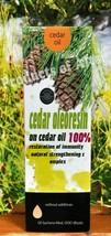 Cedar oleoresin 2 boxes of 100 ml each. 100% natural. Altai, Siberia, Russia. - $25.88