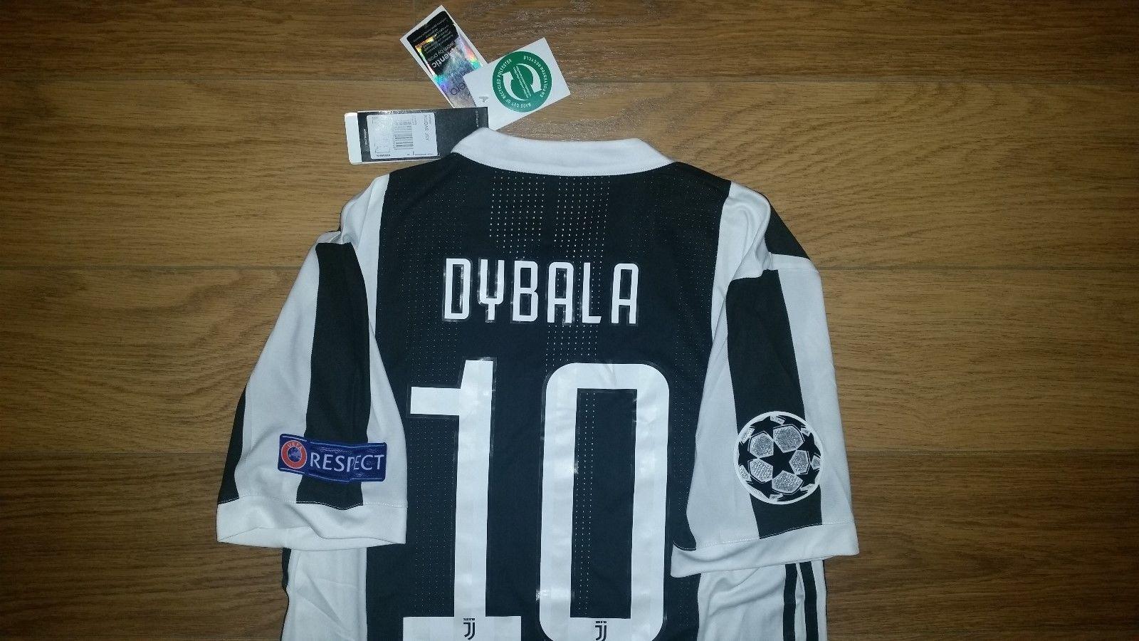 huge selection of 3aa7c 33bcb Paulo Dybala Juventus Home Jersey Champions and 28 similar items
