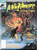 Freddy Krueger's A Nightmare On Elm Street #2 (1989) *Copper Age / Marvel* - $8.59