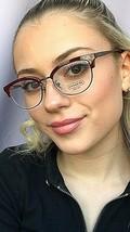 New COACH  HC4050 37921 Rx Clubmaster Women's Eyeglasses Frame - $99.99