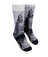 tin man wizard of oz Men`s crew socks  - $30.00