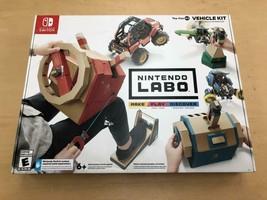 Nintendo Labo Toy-Con 03: Vehicle Kit - Switch - $46.99