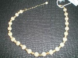 Trifari Vintage Gold Necklace - $125.78