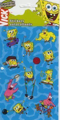 Stickers - Hot Wheels, Thomas the Tank Engine, SpongeBob, Dinosaurs, Flag NIP