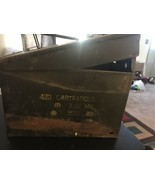 2 Pack 30 Cal Ammo Can Box  Army Military M19A1 Metal Storage 7.62 MM - $22.76