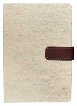 Eccolo 6 x 8 Inches Style Journal (Natural Linen) - $13.86