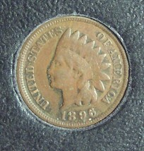 1896 Indian Head Penny F12 #0402 - $3.29