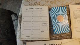 7#   Vintage Milton Bradley Kreskin's ESP Do you Have ESP? Board Game 1966 - $10.88