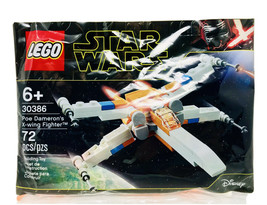 LEGO 30386 Brand New 2020! Poe Dameron's X-wing FighterStar Wars Rise S... - $11.40