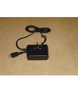 Generic Cell Phone Wall Charger 46in Cord Black CMOTV8XX  TC01-6715 Plastic - $5.35