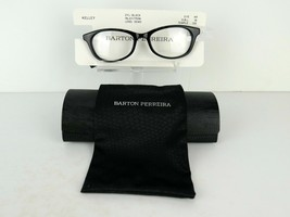 Barton Perreira Kelley (BLK) Black 49 x 18 135 mm  Eyeglass Frames - $74.20
