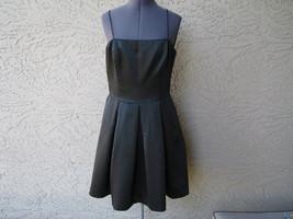Donna Ricco Dress 10 Deep Black Bust 33 Perfect Conditi - $22.30