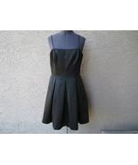 Donna Ricco Dress 10 Deep Black Bust 33 Perfect Conditi - $20.07