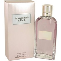 Abercrombie & Fitch First Instinct Perfume 3.4 Oz Eau De Parfum Spray image 3
