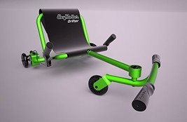 Ezyroller Drifter Ride On - Go Faster Than Ever Before - Lime Green - $132.77
