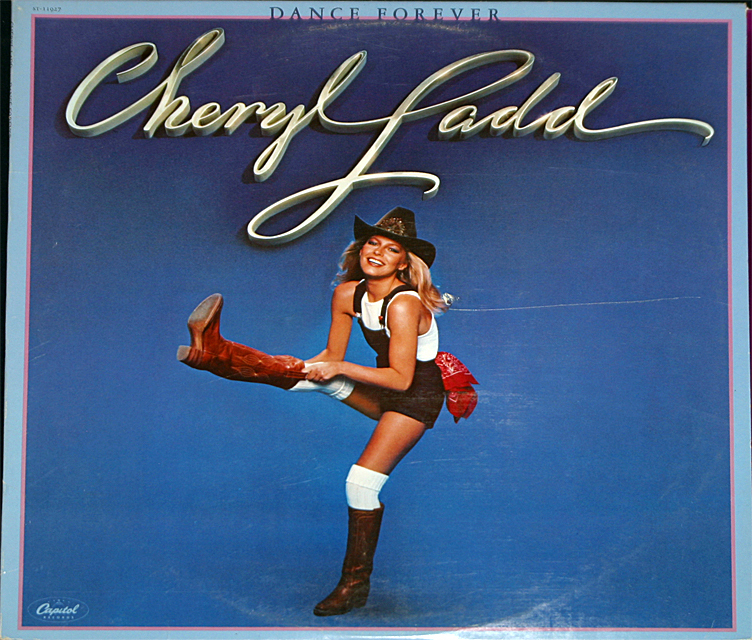 Cheryl ladd  dance forever   cover