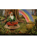 Pot of Gold Good Luck Money Prosperity Power Spell Bound Magick - $100.00