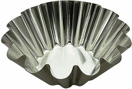 (3-Cup) GOBEL  Brioche Mold, 8-Inch METAL - NEW - $10.99