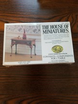 The House Of Miniatures Sealed Queen Anne Table No. 40038 - $14.80