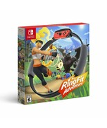 Ring Fit Adventure Nintendo Switch Edition Exercise Fitness Game - $98.01
