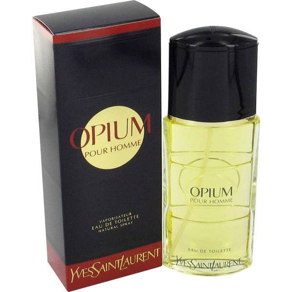 Opium Cologne  By Yves Saint Laurent for Men 3.3 oz Eau De Toilette Spray
