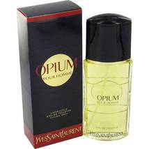 Opium Cologne  By Yves Saint Laurent for Men 3.3 oz Eau De Toilette Spray - $45.95