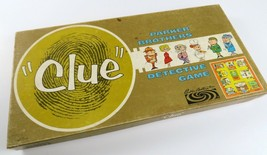 Large Lot of 1963 Clue Game Stuff! Complete Game plus Extra Board, Piece... - £24.46 GBP
