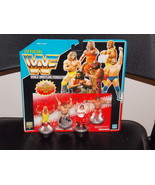 1991 WWF Mini Wrestlers Figures New In The Package - $37.99