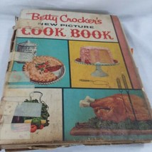 Betty Crockers 1961 New Picture Cook Book 1st Edition 3rd Printing  - $42.03