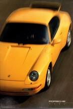 1995 Porsche Series  911 968 928 GTS Sales Brochure - $9.49