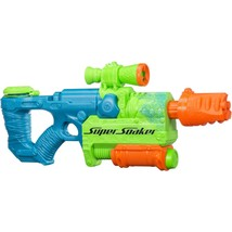 Nerf Super Soaker Zombie Strike Revenge Zombinator Water Gun Outdoor Sum... - $28.05