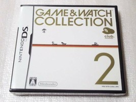 Nintendo DS Game & Watch Collection 2 Club Nintendo Limited Good conditi... - $110.77