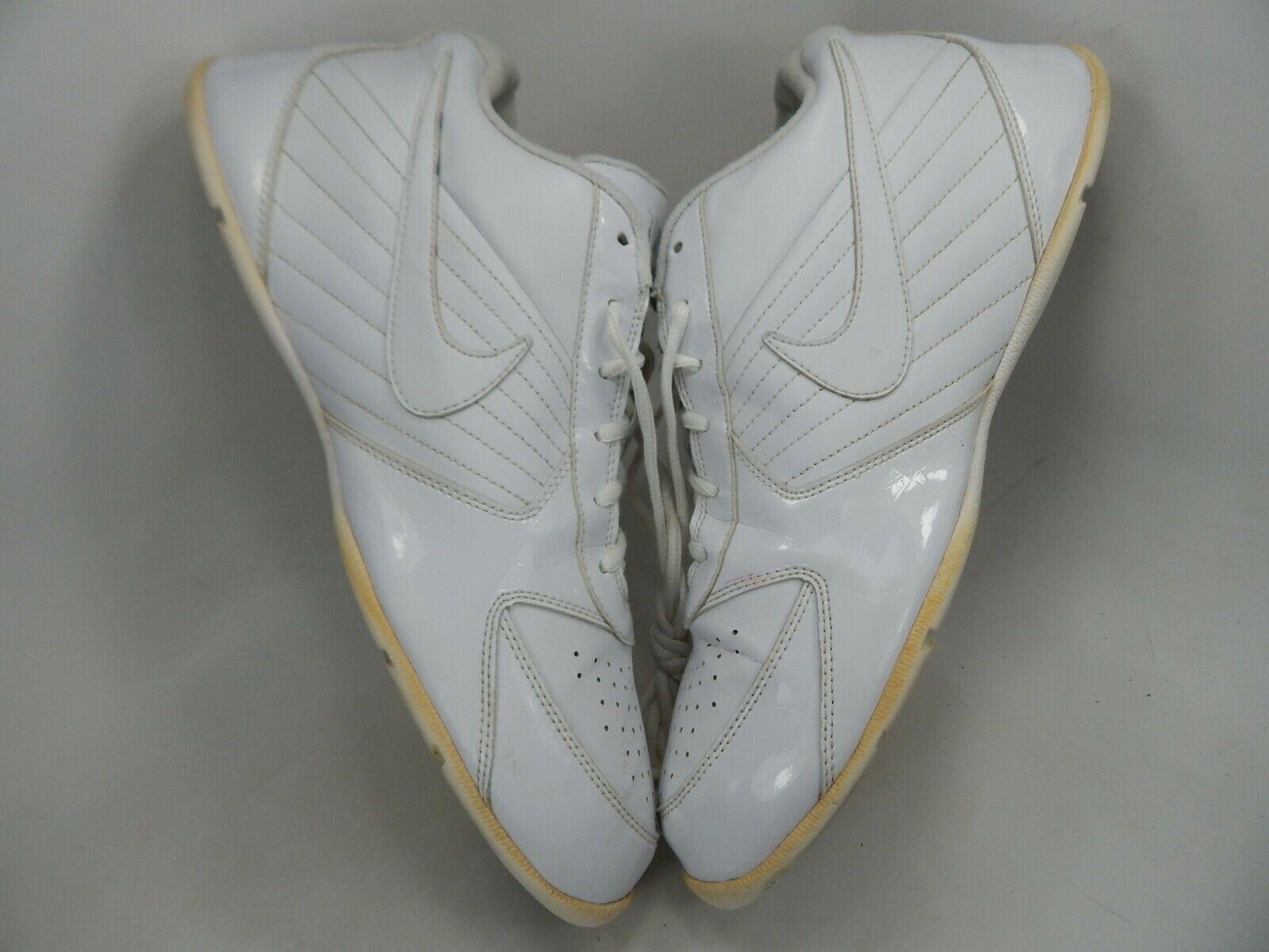 Nike Air Baseline Low Sz 12 M (D) EU 46 Men's Basketball Shoes White 386240-111