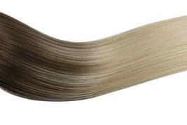 14Inch Tape in Hair Extensions Skin Weft Real Human Hair Extensions Double Sided image 6
