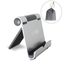NEW! iPad Stand TechMatte Multi-Angle Aluminum Holder for Tablets, E-Rea... - $10.78