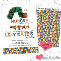 Hungry caterpiallar birthday listing thumb200