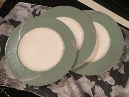 NORITAKE AMBIENCE Charcoal Set Of 3 Large Dinner Plates, Fine Bone China... - €25,32 EUR