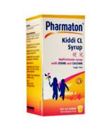 1 Box PHARMATON KIDDI CL SYRUP 100ML MultiVitamin with Lysine & Calcium  - $22.40