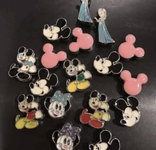 17 Disney Slider Charms - $7.00