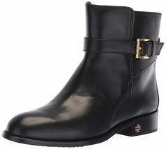 TORY BURCH BROOKE Buckled Bootie Ankle Boot sz 6 M - $96.53