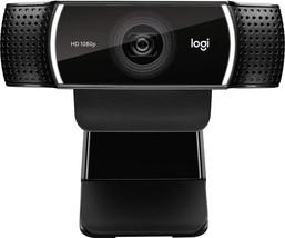 Logitech C922x Pro Stream Webcam – Full 1080p HD Camera - $120.99+