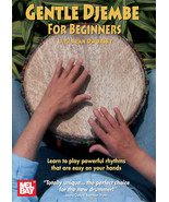 Gentle Djembe For Beginners DVD/Alan Dworsky - $13.99